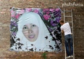 umi wall banner