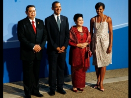 Obama G20 Summit Indonesia
