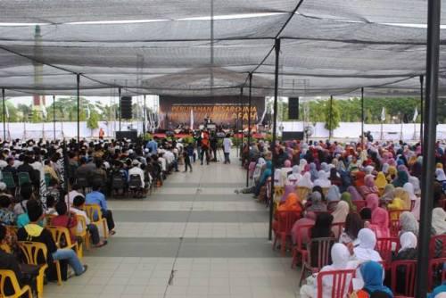 Muktamar Khilafah Riau