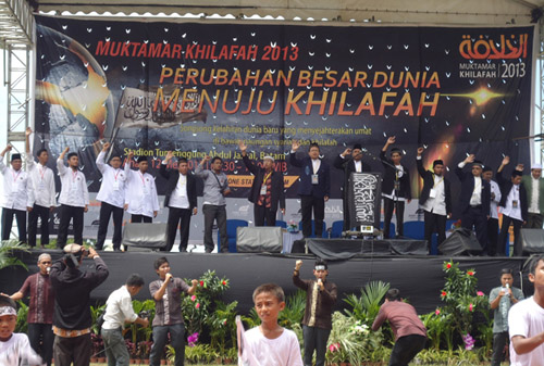 Muktamar Khilafah Batam
