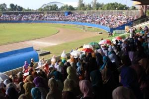 Muktamar Khilafah Jogja di Stadion Mandala Krida
